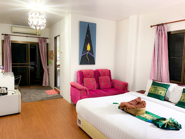 P U イン リゾート(P.U. Inn Resort)の客室1
