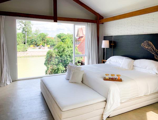 サラ アユタヤ(sala ayutthaya)のベッドルーム3