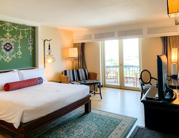 サイアムベイショアリゾートパタヤ(Siam Bayshore Resort Pattaya)のオーシャンビュー客室2