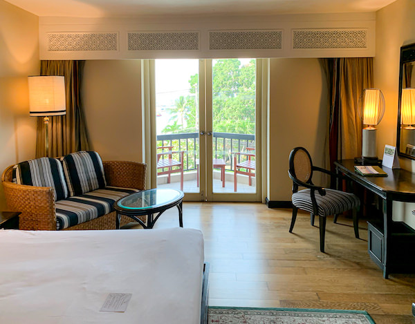 サイアムベイショアリゾートパタヤ(Siam Bayshore Resort Pattaya)のオーシャンビュー客室5