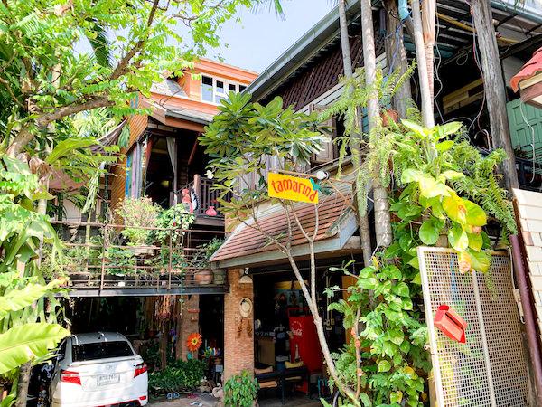 タマリンド ゲストハウス(Tamarind Guesthouse)の外観