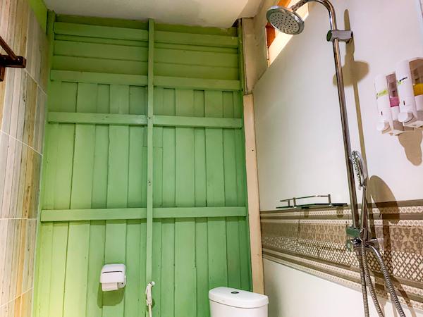 タマリンド ゲストハウス(Tamarind Guesthouse)のシャワールーム