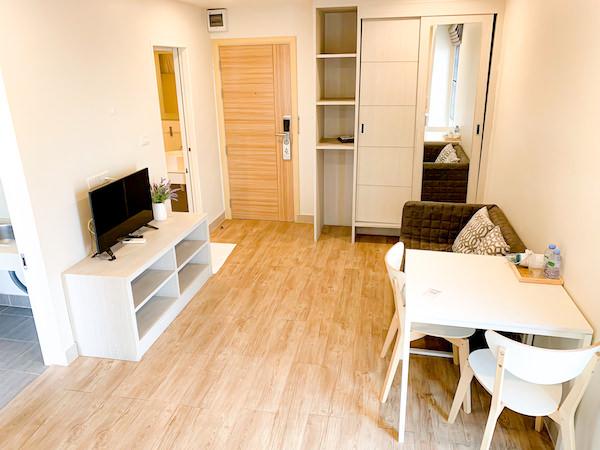 ザ プリマ レジデンス(The Prima Residence)の客室2