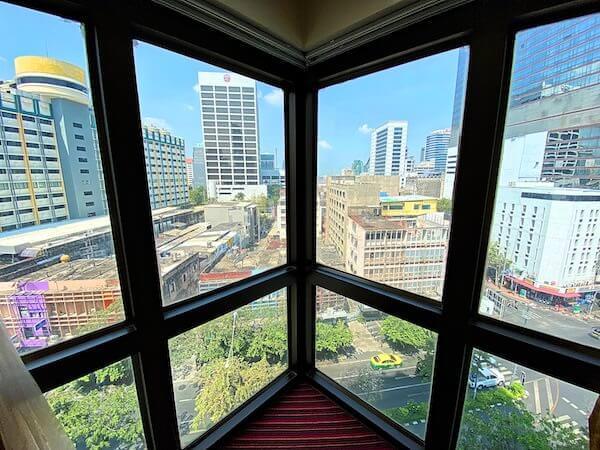 フラマ シーロム バンコク(Furama Silom Hotel Bangkok)の客室窓から見える景色