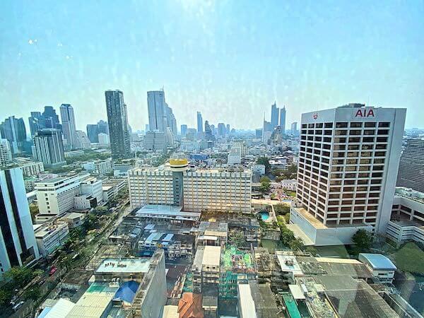 プルマン バンコク ホテル G(Pullman Bangkok Hotel G)の客室から見える景色