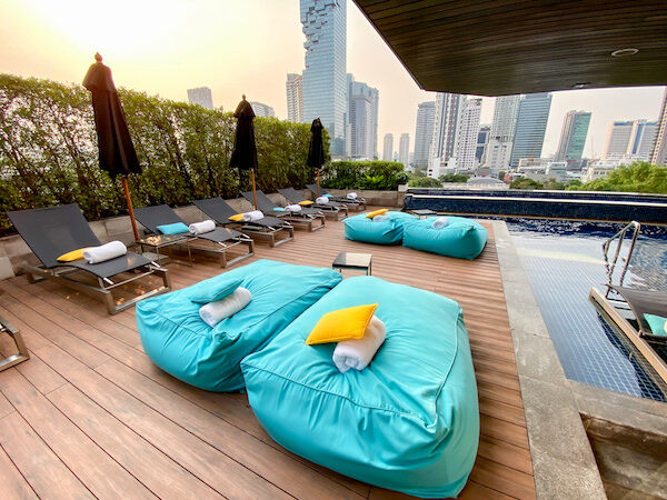 プルマン バンコク ホテル G(Pullman Bangkok Hotel G)のプール2