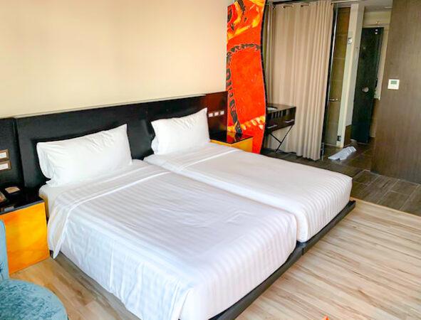 サイアム アット サイアム デザイン ホテル パタヤ(Siam @ Siam Design Hotel Pattaya)の客室2