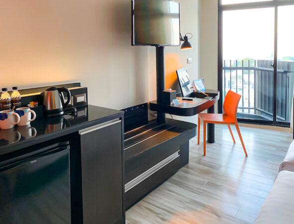 サイアム アット サイアム デザイン ホテル パタヤ(Siam @ Siam Design Hotel Pattaya)の客室3
