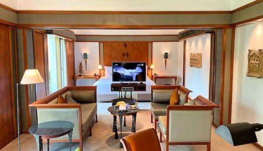 スコータイバンコク ホテルは古代都市を表現した都会のオアシス。美しいデザインと中庭に癒される。