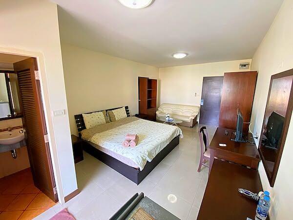 KV マンション(KV Mansion)の客室2
