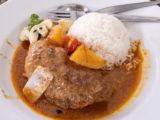 デンダム レストラン パタヤ(Daeng Dam / ???-??)で食べたマッサマンカレー