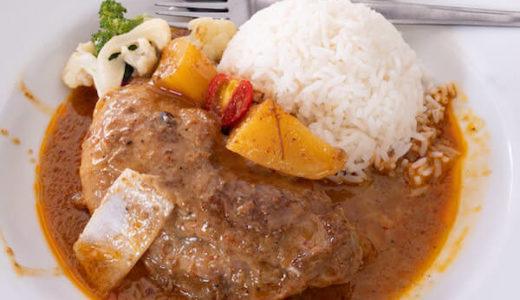 パタヤで一番美味しいマッサマンカレーここにあり。「デンダム レストラン」