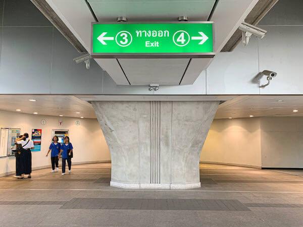 BTSケーハの3番出口