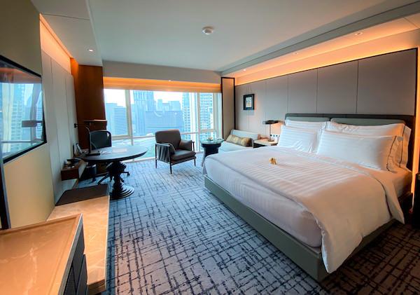 コンラッド バンコク(Conrad Bangkok)の客室1