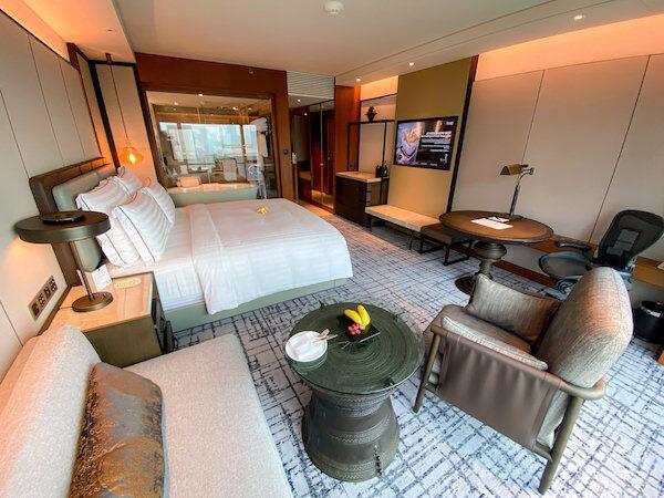 コンラッド バンコク(Conrad Bangkok)の客室2