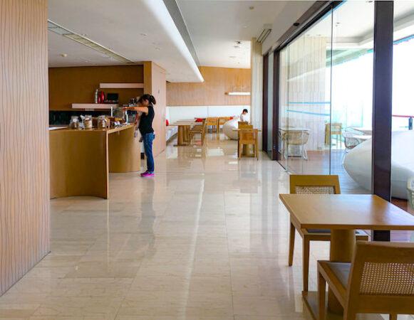 ヒルトン パタヤ (Hilton Pattaya)のエグゼクティブラウンジ1
