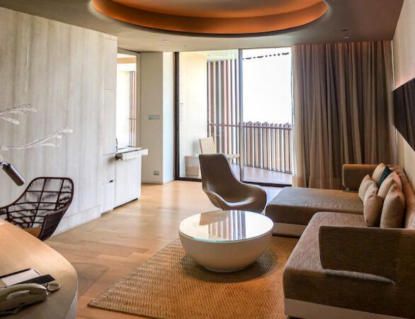 ヒルトン パタヤ (Hilton Pattaya)の客室1