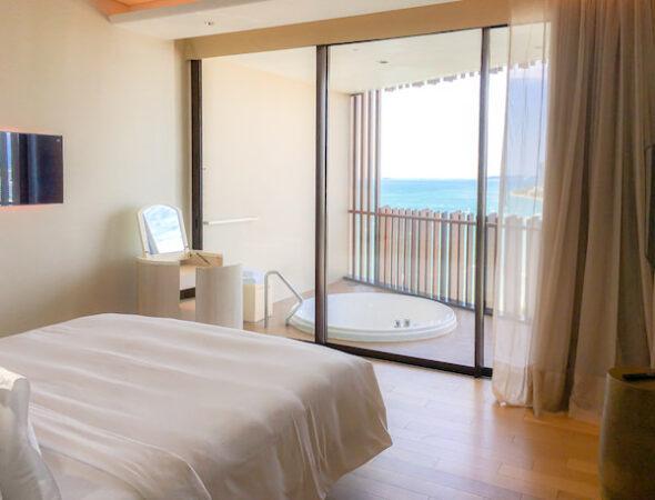 ヒルトン パタヤ (Hilton Pattaya)のベッドルーム1