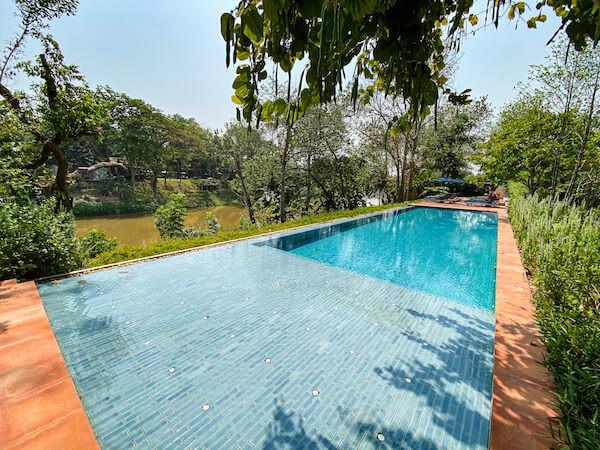 ラヤヘリテージ チェンマイ(Raya Heritage Chiangmai)のプール