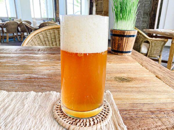 ラヤヘリテージ チェンマイ(Raya Heritage Chiangmai)のレストランで飲んだチェンマイのクラフトビール