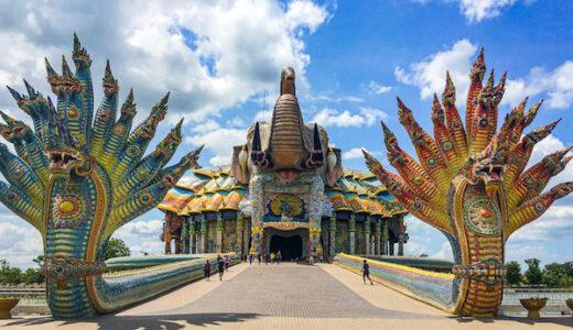 タイの美しい寺院16選。絶対行きたいフォトジェニックスポットを厳選。