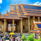 ワット・プラケオ(Wat Phra Kaew)の本堂