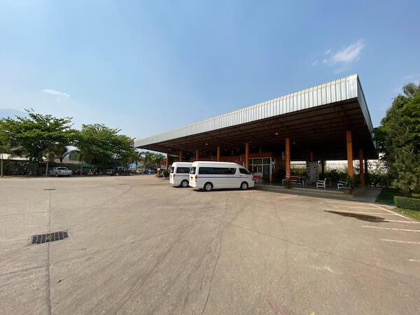 チェンダオバスターミナル