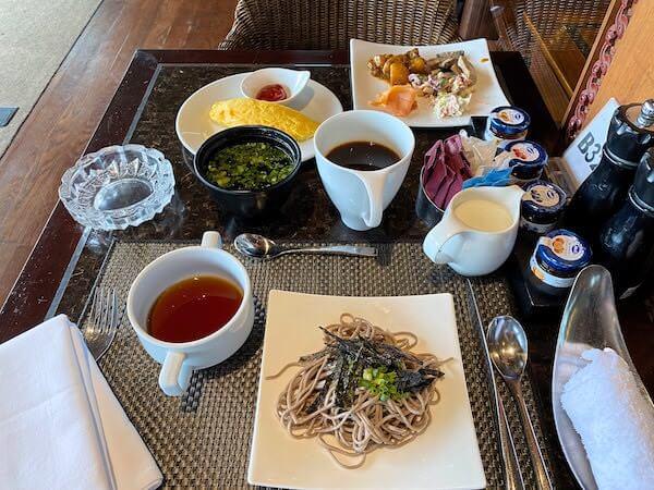 クラウンプラザ バンコク ルンピニ パーク(Crowne Plaza Bangkok Lumpini Park)の朝食3