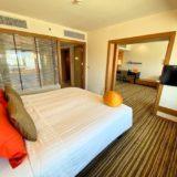 デュシット D2 ホテル(Dusit D2 Chiang Mai Hotel)の客室ベッドルーム2