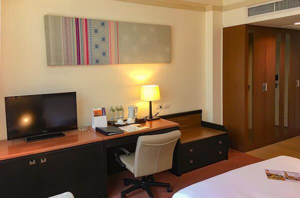 ドゥシット プリンセス チェンマイ ホテル(Dusit Princess Chiang Mai Hotel)の客室2