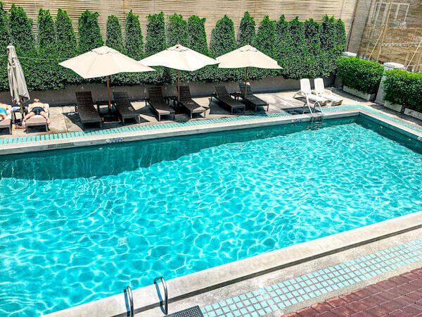 ドゥシット プリンセス チェンマイ ホテル(Dusit Princess Chiang Mai Hotel)のプール