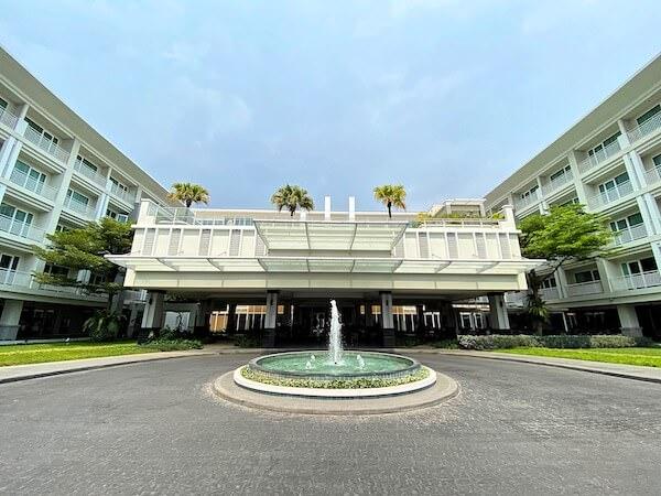 カンタリー ヒルズ ホテル(Kantary Hills Hotel)の外観