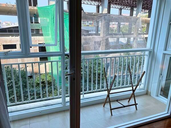 カンタリー ヒルズ ホテル(Kantary Hills Hotel)の客室バルコニー
