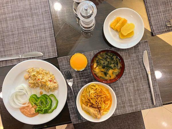 カンタリー ヒルズ ホテル(Kantary Hills Hotel)の朝食2