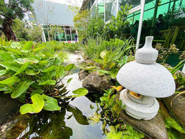 もみじ(Momiji Specialty Coffee)の日本庭園4