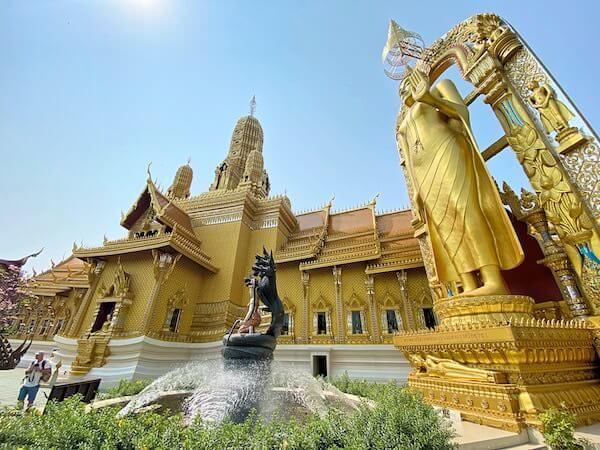 ムアンボーランのThe Great Hall of Vajradhamma1