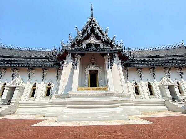 ムアンボーランのSanphet Prasat Palace