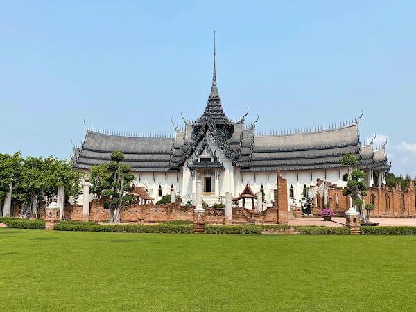 ムアンボーランのSanphet Prasat Palace2