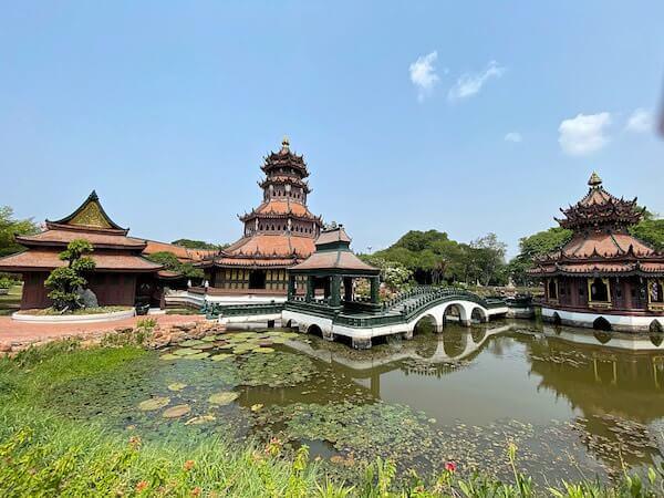 ムアンボーランのThe Phra Kaew Pavilion1