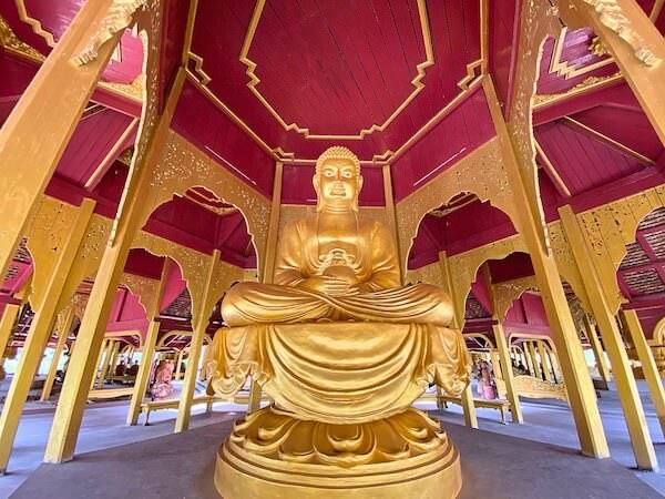 ムアンボーランのPavilion of the enlightened2
