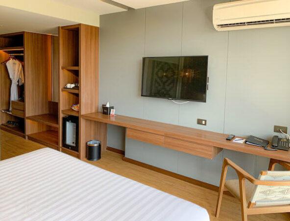 ステイ ウィズ ニンマン(Stay with Nimman Chiang Mai)の客室4