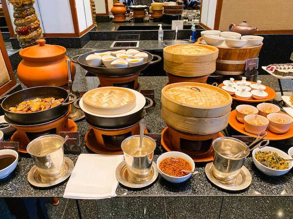 ザ スコータイ バンコク(The Sukhothai Bangkok)の朝食ビュッフェ3