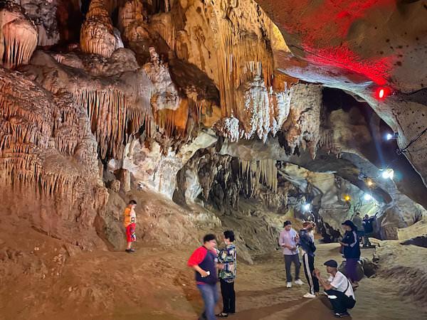 チェンダオ洞窟の内部2