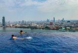 アヴァニ リバーサイド バンコク ホテル(Avani Riverside Bangkok Hotel)のインフィニティプール2