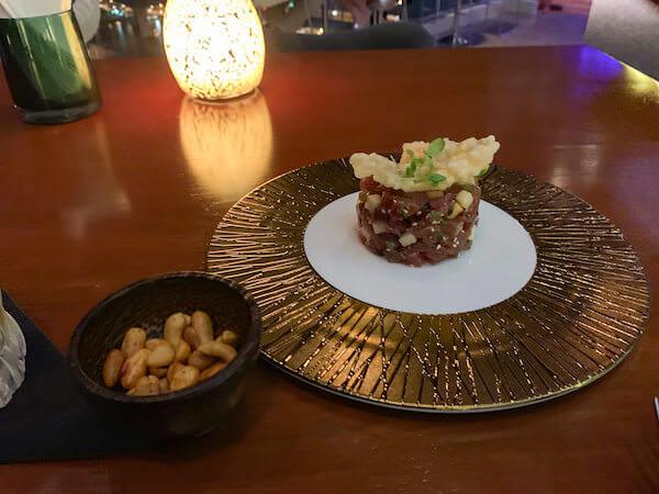 アヴァニ リバーサイド バンコク ホテル(Avani Riverside Bangkok Hotel)でのディナー