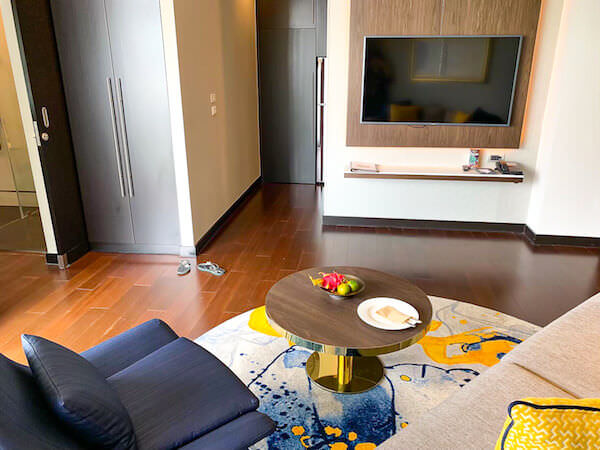 チャトリウム ホテル リバーサイド バンコク(Chatrium Hotel Riverside Bangkok)の客室2