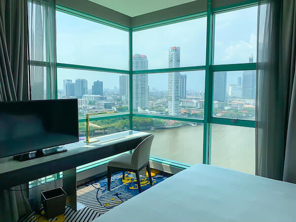 チャトリウム ホテル リバーサイド バンコク(Chatrium Hotel Riverside Bangkok)の客室3