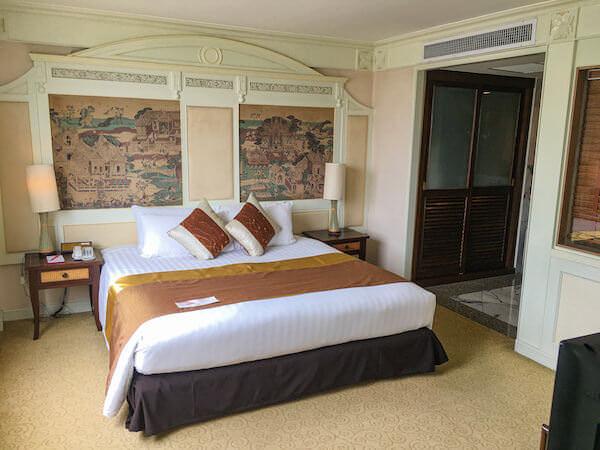 ラマダ プラザ バンコク メナム リバーサイド(Ramada Plaza Bangkok Menam Riverside)の客室3