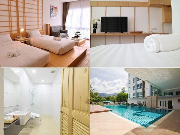 ヒノキ ホテル(Hinoki Hotel)の客室