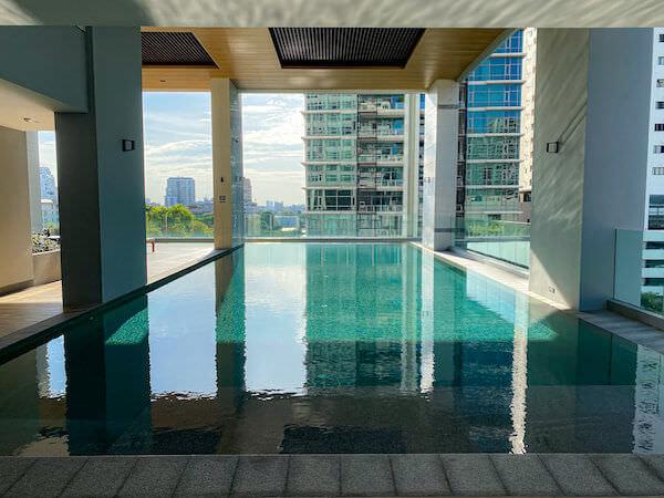ジャスミン 59 ホテル(Jasmine 59 Hotel)のプール3
